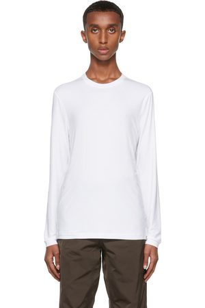 Giorgio Armani Stretch Bamboo-Viscose Jersey T-Shirt
