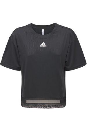 ADIDAS PERFORMANCE Training Heat Ready T-shirt