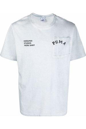 PUMA Men Short Sleeve - X KidSuper Studios pocket T-shirt
