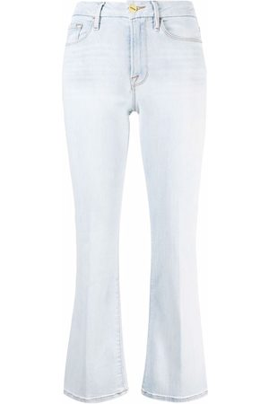 FRAME Women Bootcut & Flares - Cropped bootcut jeans