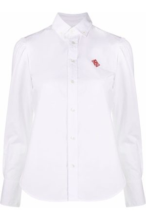 Polo Ralph Lauren Embroidered-chest shirt