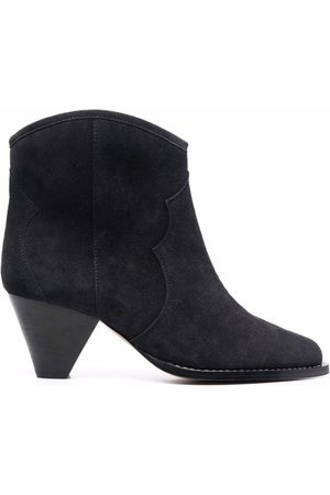 Isabel Marant Étoile Mid-heel suede ankle-boots