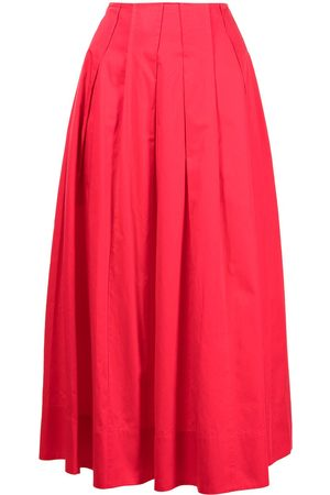 Jason Wu Collection Women Pleated Skirts - Pleated a-line skirt