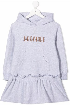 Brunello Cucinelli Dreamer hoodie-dress