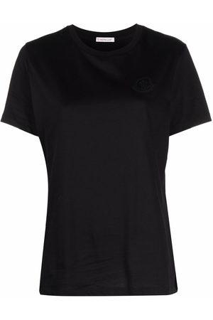 Moncler Slogan print T-shirt
