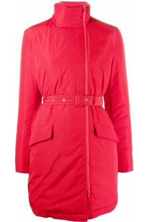 Love Moschino Padded high-neck coat
