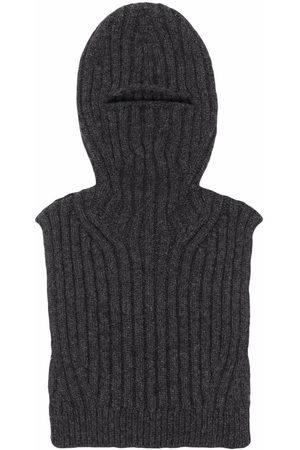 AMBUSH Ribbed wool-blend balaclava