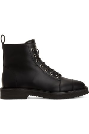 Giuseppe Zanotti Thora lace-up ankle boots