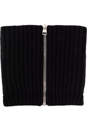 Alexander McQueen Zip-detail scarf
