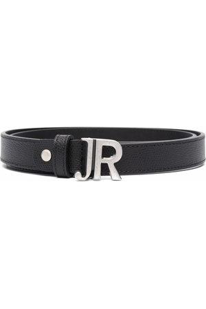John Richmond Women Belts - Logo-buckle belt