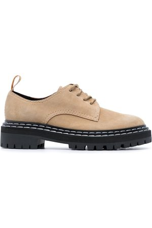 Proenza Schouler Chunky-sole Derby shoes