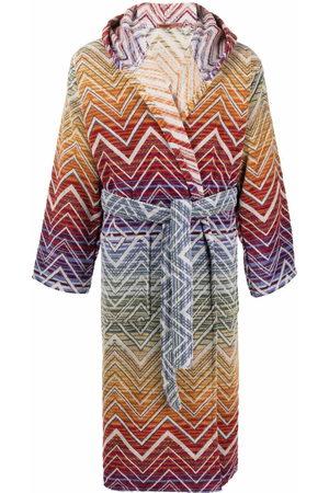 Missoni Bathrobes - Zig-zag pattern robe