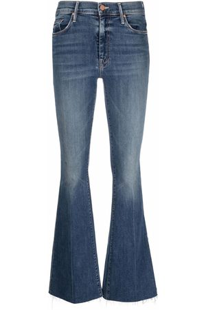 Mother The Weekender bootcut jeans