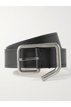 Acne Studios Men Belts - 3.5cm Leather Belt