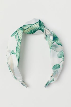 H&M Knot-detail Alice band