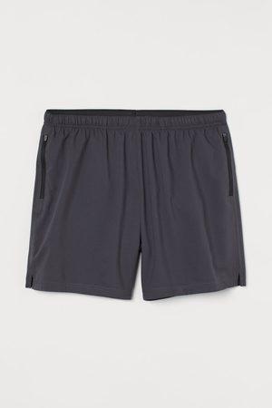 H&M Running shorts - Grey