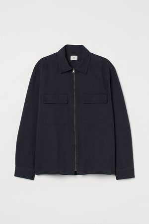 H&M Men Shirts - Zipped shirt jacket