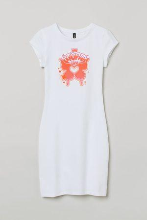 H&M Women Printed Dresses - Short printed dress
