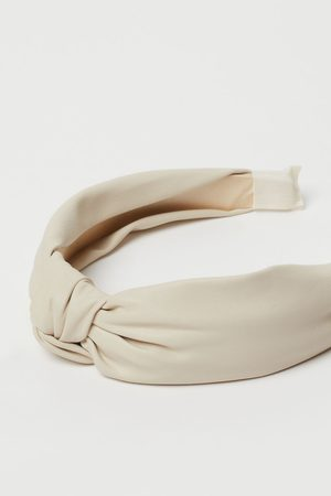 H&M Women Hair Accessories - Knot-detail Alice band