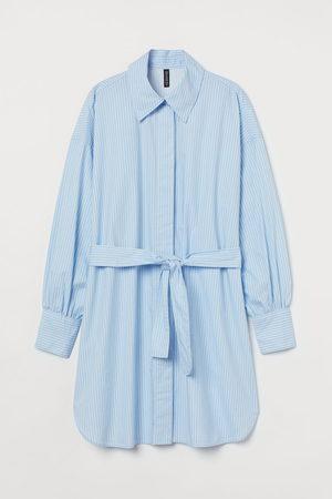 H&M Women Casual Dresses - Tie-belt shirt dress