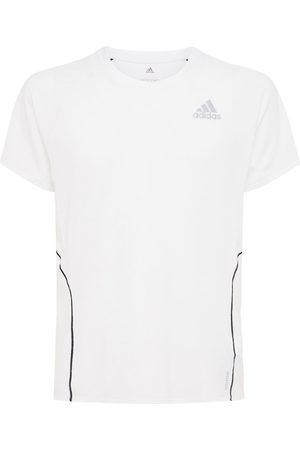 adidas Men Sports T-shirts - Adi Sustainable Tech Running T-shirt