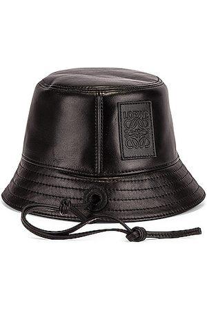 Loewe Strap Bucket Hat in