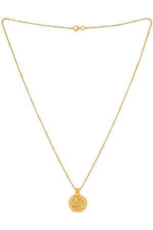Pamela Card Heavenly Flight Amulet Necklace in