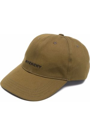 Givenchy Men Hats - Logo-embroidered cap