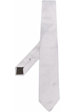 CARUSO Pointed silk tie
