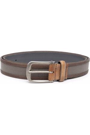 Lanvin Two-tone leather belt