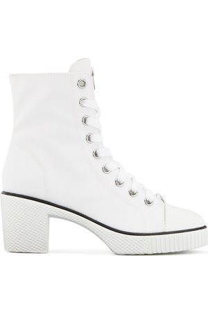Giuseppe Zanotti Nidir lace-up ankle boots