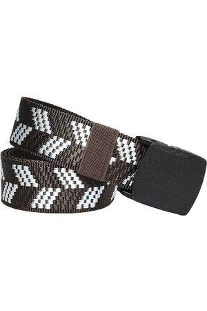 Kastner Men Belts - Men Brown Canvas Belt