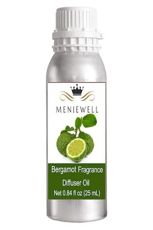 Menjewell Bergamot Fragrance Aroma Diffuser Oil - 25 ml