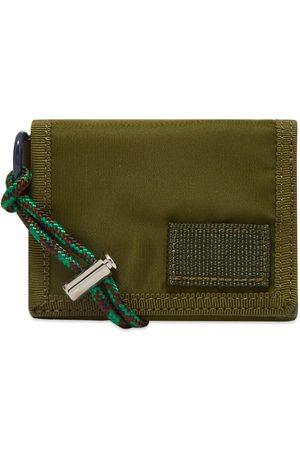 SACAI Men Wallets - X Porter Nylon Trifold Wallet