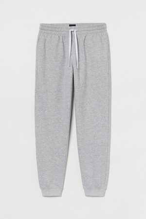 H&M Regular Fit Joggers - Grey