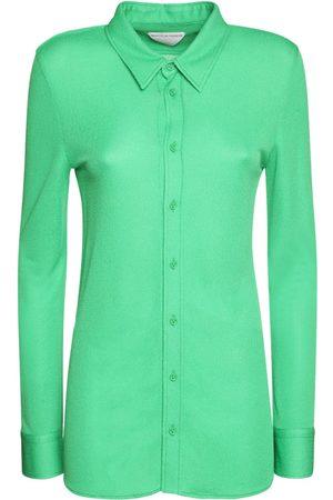 Bottega Veneta Women Shirts - Viscose Shirt