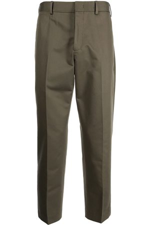 PT01 Tapered slim-cut trousers