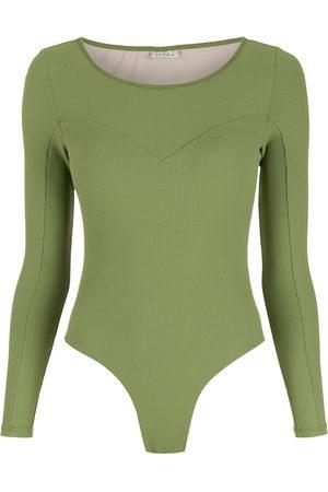 AMIR SLAMA Long sleeves bodysuit