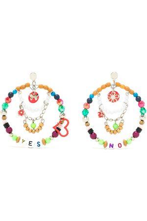 AMIR SLAMA Charms earrings