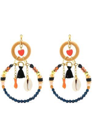 AMIR SLAMA Women Earrings - Drop earrings