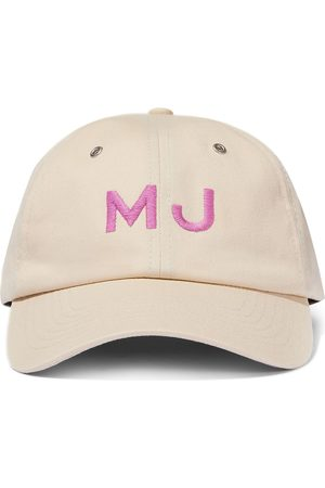 Marc Jacobs Women Hats - The Cap' embroidered baseball cap