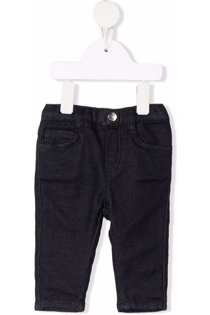 Emporio Armani Baby Jeans - Elasticated-waist jeans