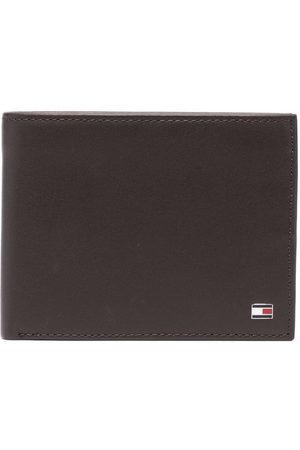 Tommy Hilfiger Men Wallets - Logo-patch leather wallet