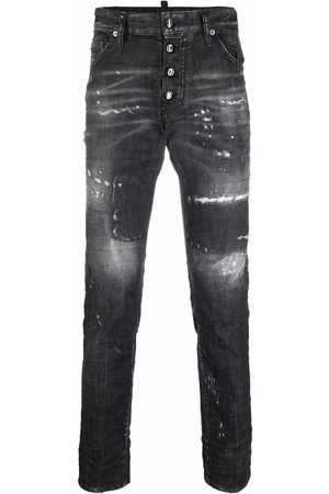 Dsquared2 Cool Guy ripped-detail jeans