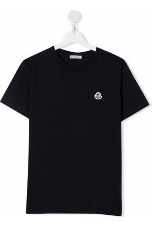Moncler Jersey crewneck T-shirt