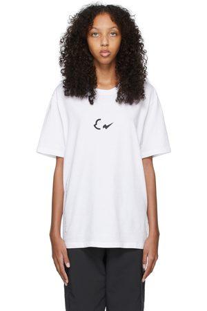 Moncler Genius 7 Moncler FRGMT Hiroshi Fujiwara Print Logo T-Shirt