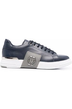 Philipp Plein Men Sneakers - Phantom Platinum Lo-Top sneakers