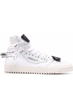 OFF-WHITE 3.0 OFF COURT LEATHER MIX CANV NO COLOR