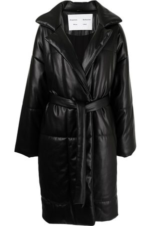 PROENZA SCHOULER WHITE LABEL Padded mid-length coat