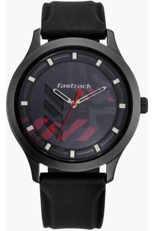 Fastrack Men Water-Resistant Analog Watch- 3250NP01